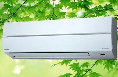 Máy lạnh TOSHIBA sẽ tung ra dòng sản phẩm tiết kiệm nhất