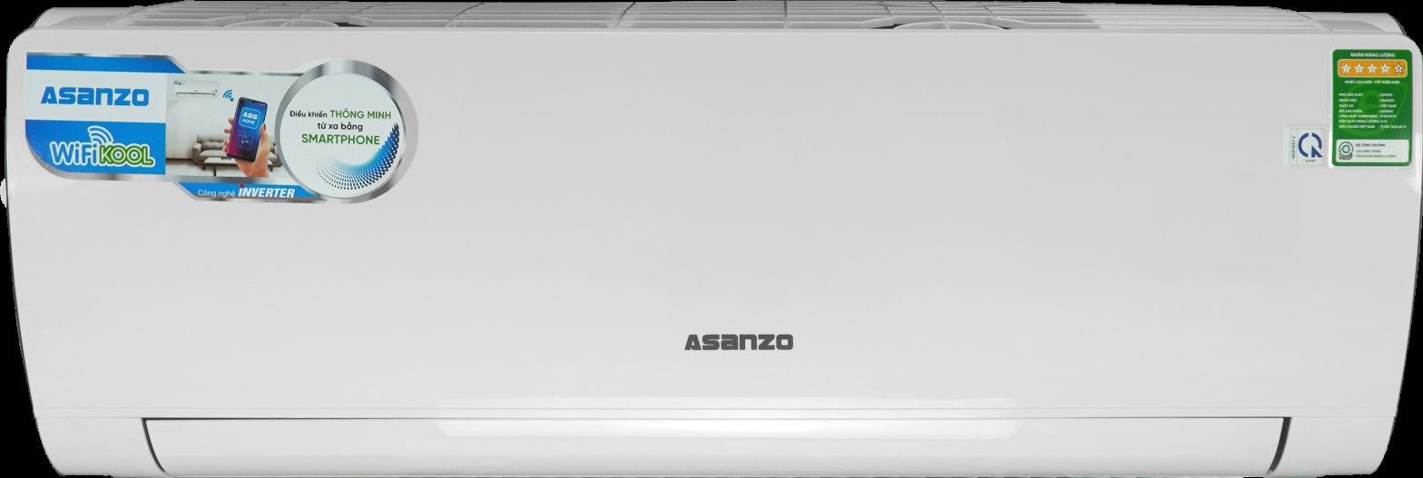 Máy lạnh Asanzo  K09A/K09N66 INVERTER