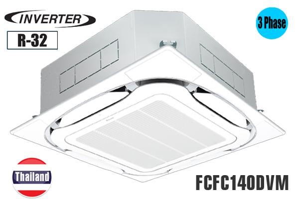 Máy lạnh âm trần Daikin FCFC140DVM/RZFC140DY1 inverter