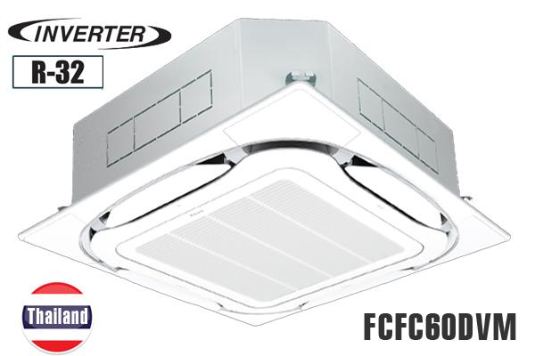Máy lạnh âm trần Daikin FCFC60DVM/RZFC60DVM inverter