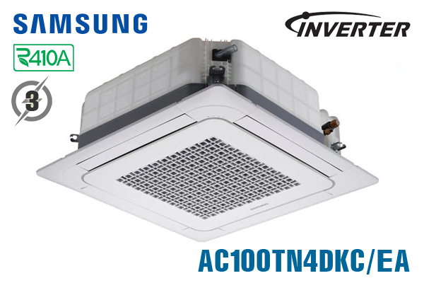 Máy lạnh âm trần Samsung AC100TN4DKC/EAAC100TXADNC/EA INVERTER Windfree