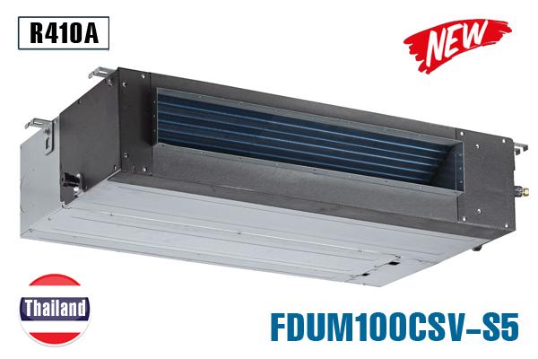 Máy lạnh âm trần nối ống gió MITSUBISHI HEAVY FDUM100CSV-S5/FDC100CSV-S5