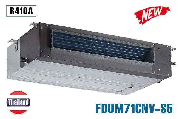 Máy lạnh âm trần nối ống gió MITSUBISHI HEAVY FDUM71CNV-S5/FDC71CNV-S5